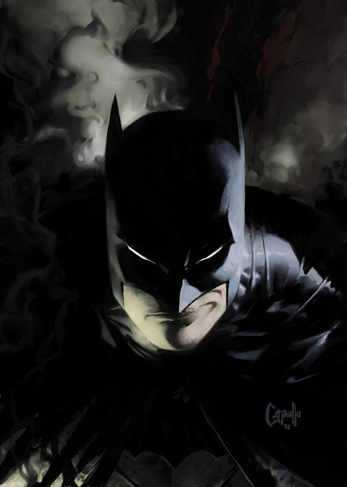 Batman por Greg Capullo