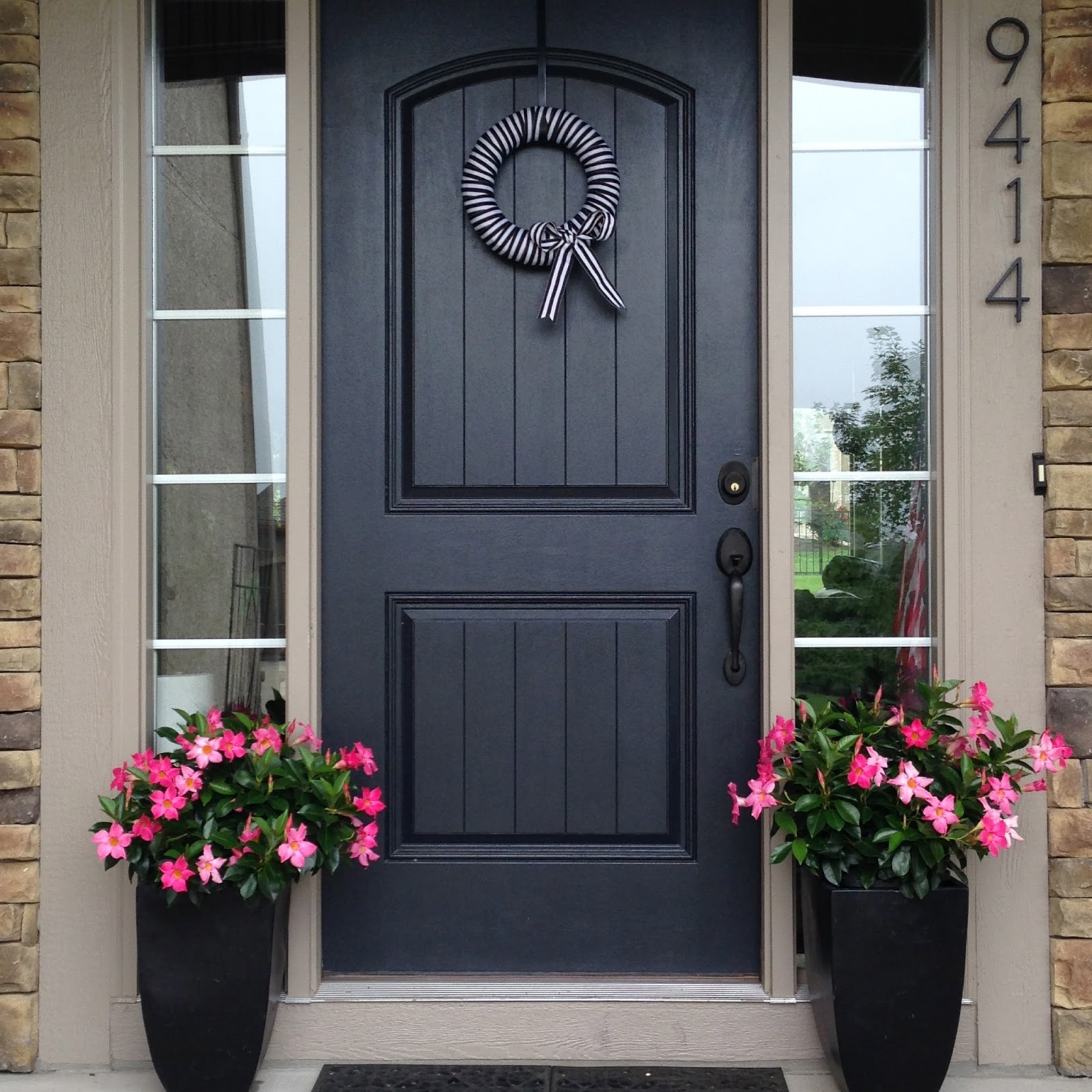 Life love larson front door dreaming for New double front doors
