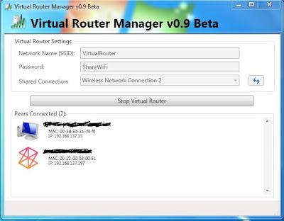 Как сделать маршрутизатор windows 7