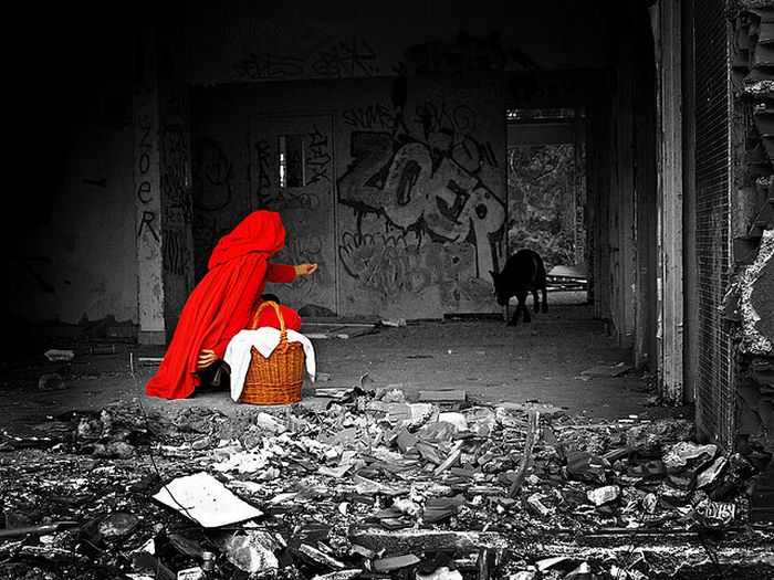 50 Beautiful Examples of Selective Color Photography Cool