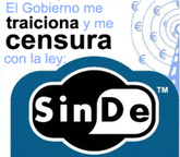 Censura & Traición = Ley Sinde