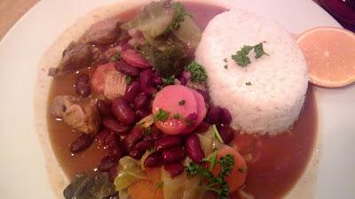 Portuguese cuisine Bristol