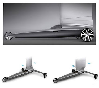 Innovative Concepts of Transport Designs: