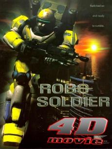 Chiến Binh Robot -