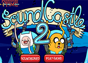 juegos adventure time sound castle 2