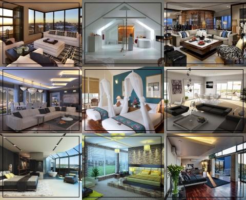 El taller de jazm n wallpapers dise o interior y decoraci n 2 for Taller decoracion de interiores