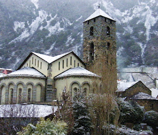Iglesia de San Esteve - Andorra