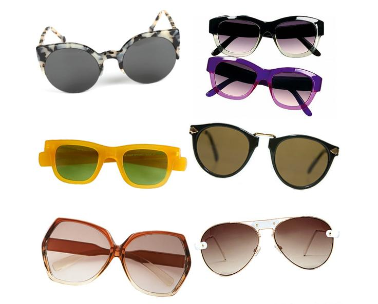 COSMETIC EYE WHITENING™: How to choose right sunglasses?