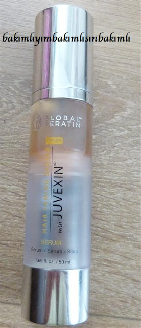 keratin hair serum review blog