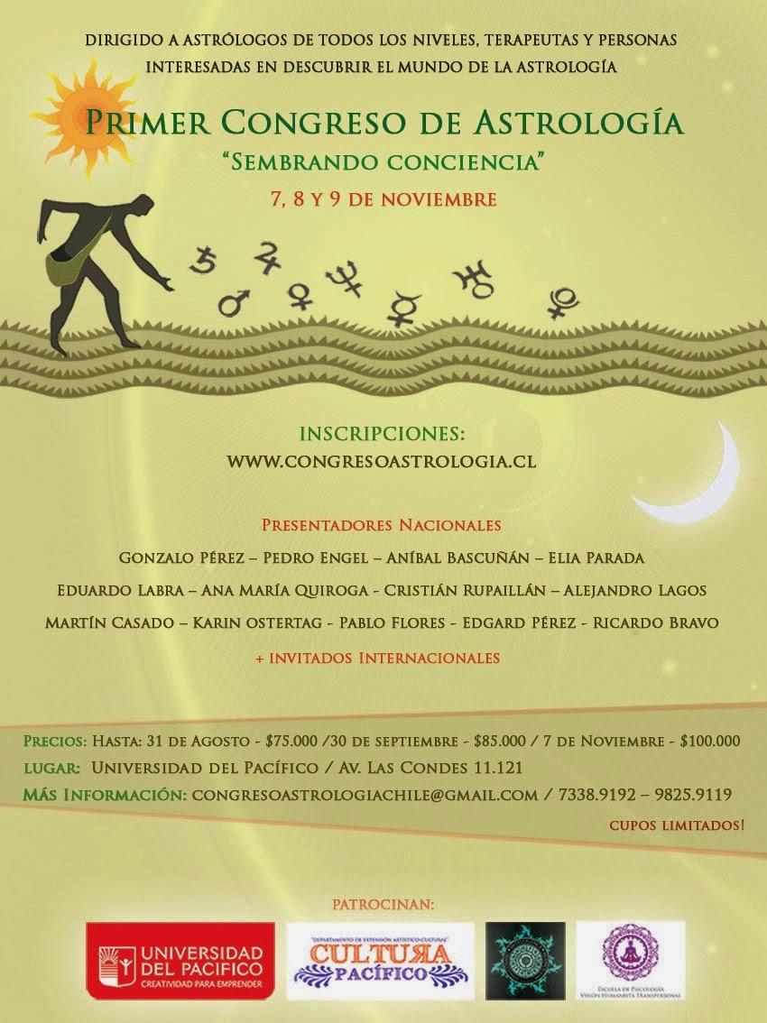 1º Congreso de Astrología en Chile