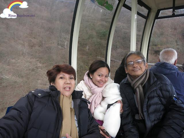 Gondola ride Japan