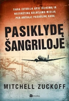 Mitchell Zuckoff - Pasiklydę Šangriloje