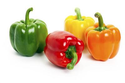 5 Khasiat Hebat Paprika Merah