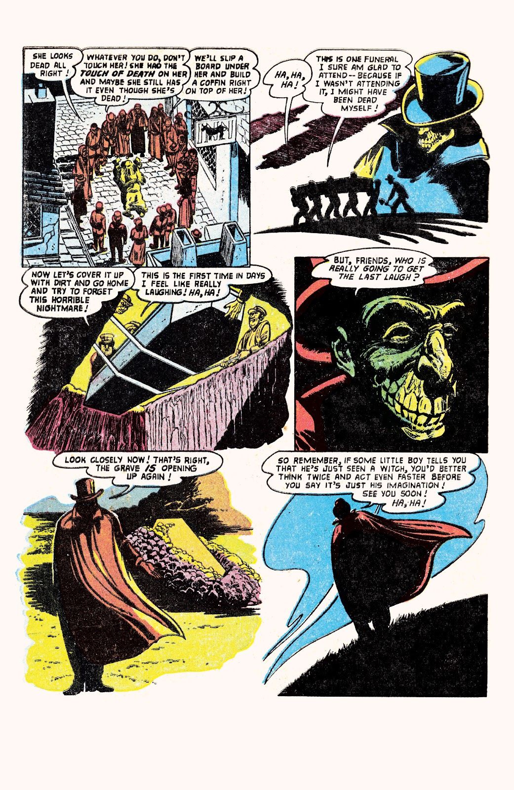 Haunted Horror Issue #20 #20 - English 47