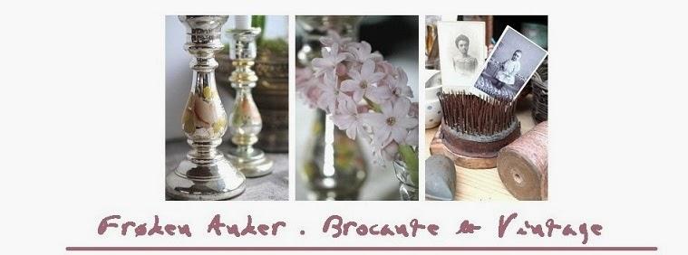 Frøken Anker . Brocante og Vintage