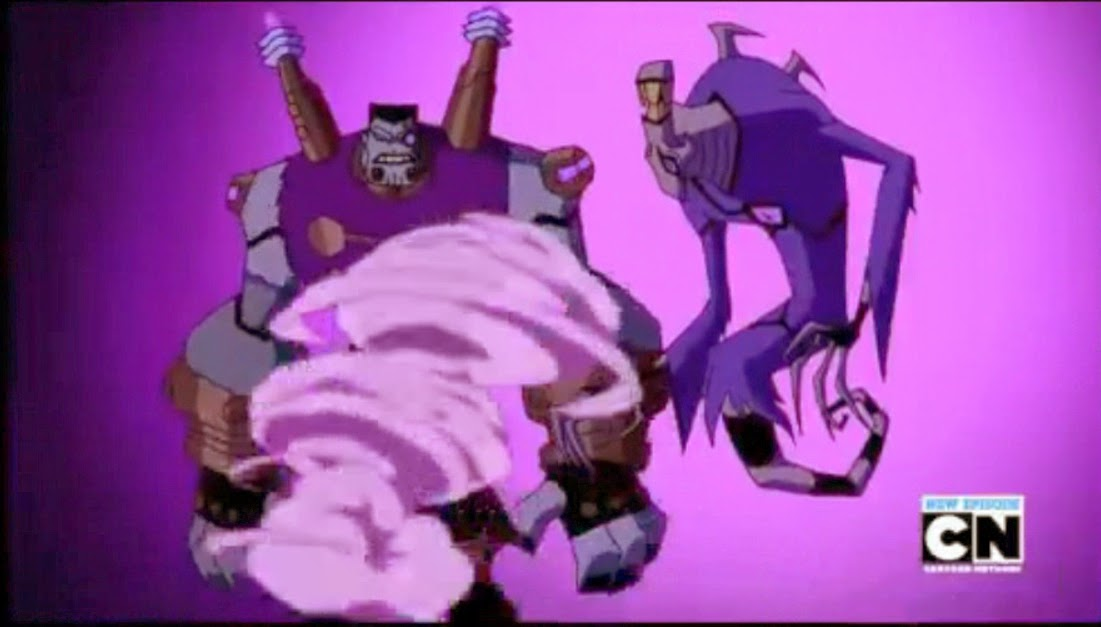 Sr. Sorvete: SPOILER- Zs'Skayr e Dr. Viktor em Rad Monster ...