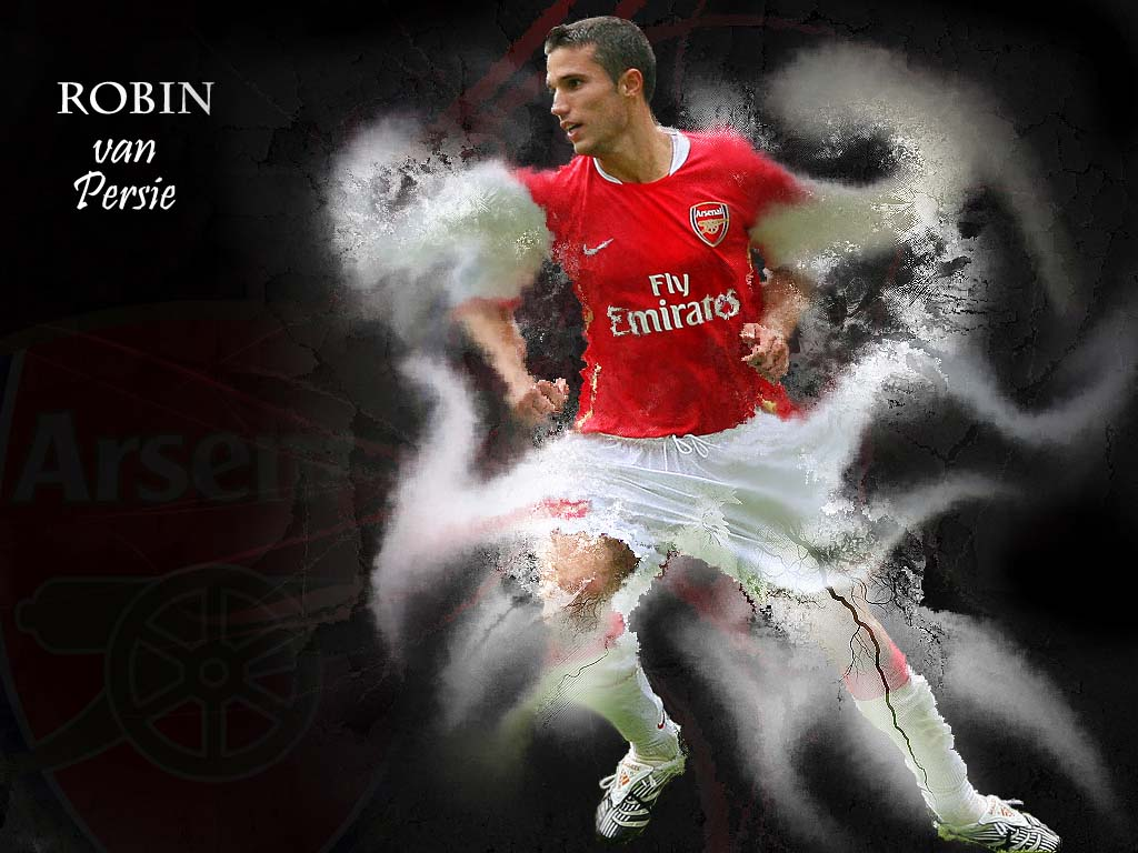 Robin Van Persie - Beautiful Photos