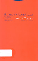 """""""Alianza y contrato"""" - Adela Cortina"""