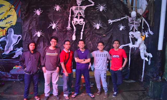 Great Team - Death By Chocolate (DBC) Bogor