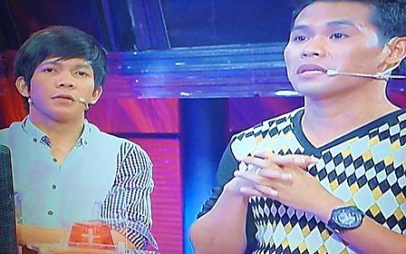 Jovit Baldivino and Marcelito Pomoy on Kapamilya Deal or No Deal this February 2