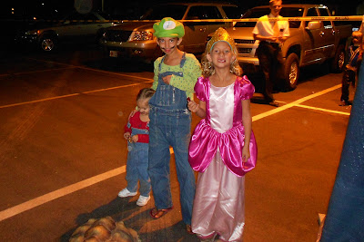 this cresap family trunk or treat