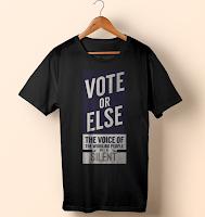 Vote or Else