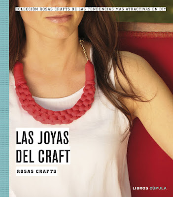 LIBRO - Rosas Crafts . Las joyas del craft  (Libros Cúpula - 1 Septiembre 2015)  MANUALIDADES & DIY | Edición papel & ebook kindle  Comprar en Amazon