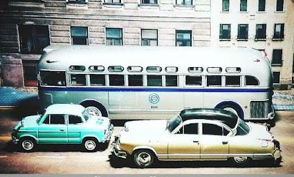* Buenos Aires en los `50s: