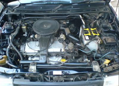 Kinerja dan Performa Mesin Mazda Astina