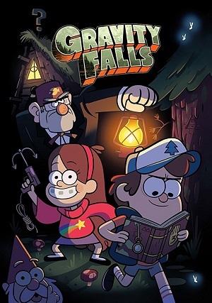 Gravity Falls - Um Verão de Mistérios Desenhos Torrent Download capa