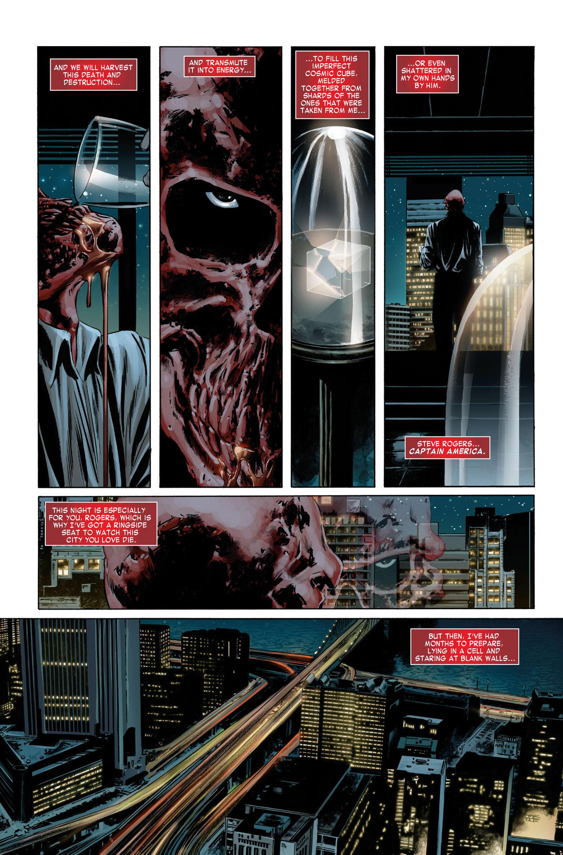 Captain America (2005) Issue #1 #1 - English 8