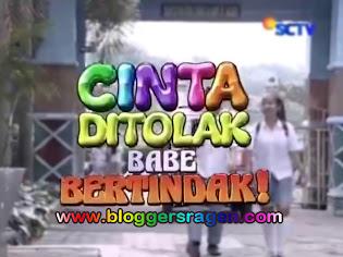 Cinta Ditolak Babe Bertindak FTV