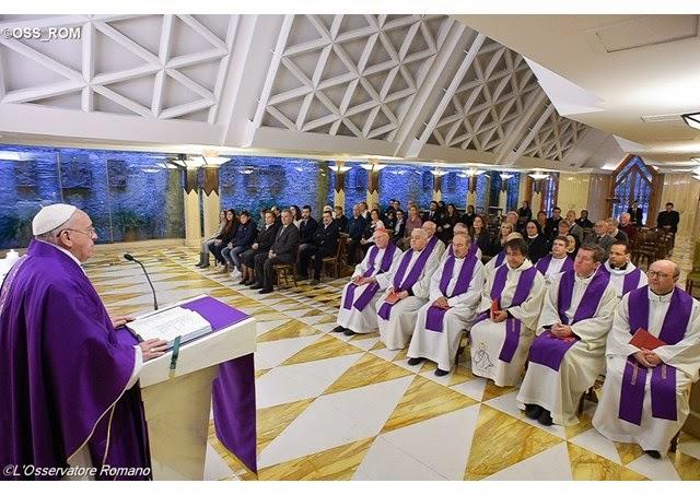 Jamás usar a Dios para cubrir la injusticia, pidió el Papa Francisco