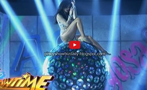 Anne Curtis sings Miley Cyrus hit Wrecking Ball