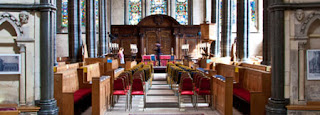 Temple Church, picture Temple Music Foundation