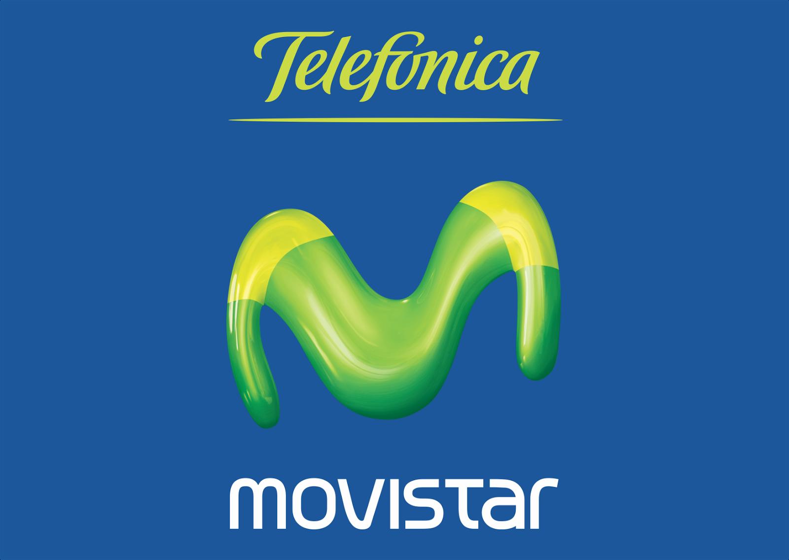movistar logo vector mobile phone operator company