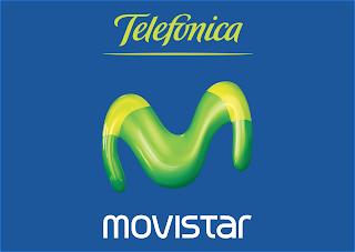 Movistar Logo Vector download free