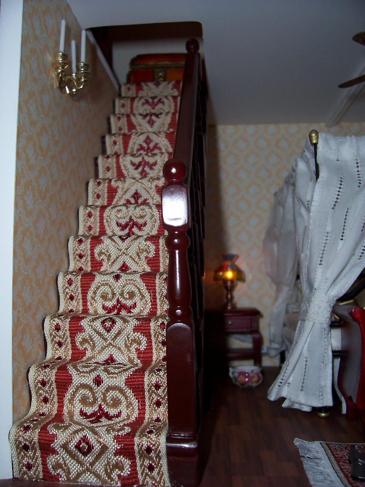 Mis minis alfombra para las escaleras - Alfombra para escalera ...