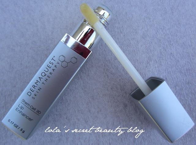 Lola S Secret Beauty Blog Dermaquest Stem Cell 3d Lip