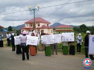 PGRI Kota Bima Tuntut Dana Sertifikasi Guru Segera Dicairkan