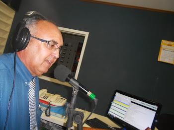 DANIEL FILHO LOCUTOR APRESENTADOR,SONOPLASTA,REPORTER ESPORTIVO,LOCUTOR DE CAMAPANHA POLITICA ETC