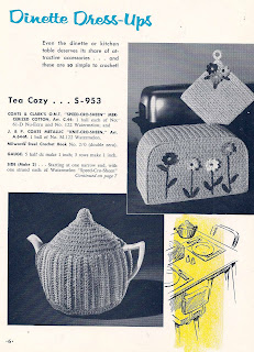 Free Patterns - 20+ Tea Cozy to Knit & Crochet