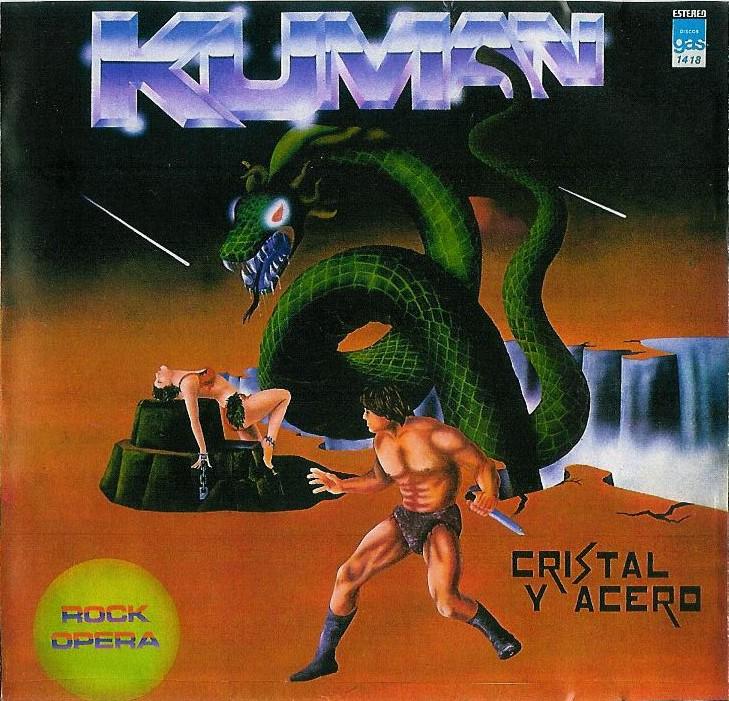 Cristal y acero kuman 1984