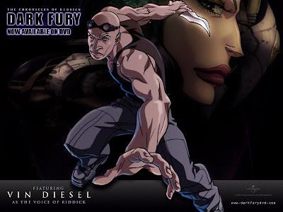 Las Crónicas de Riddick: Dark Fury