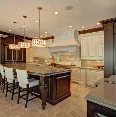 Dise os y tipos de pisos para cocina para que elijas el for Clases de marmol para cocinas