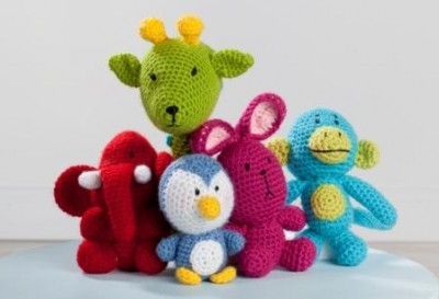 Pacman Ghost Amigurumi Pattern : 2000 Free Amigurumi Patterns: Crocheted Amigurumi Animals ...