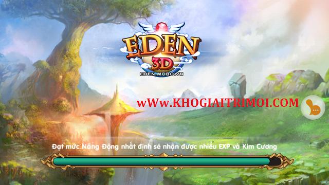 Hướng dẫn nạp kim cương trong game Eden 3D