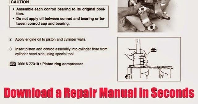 Download Snowmobile Repair Manuals Carburetor Troubleshooting