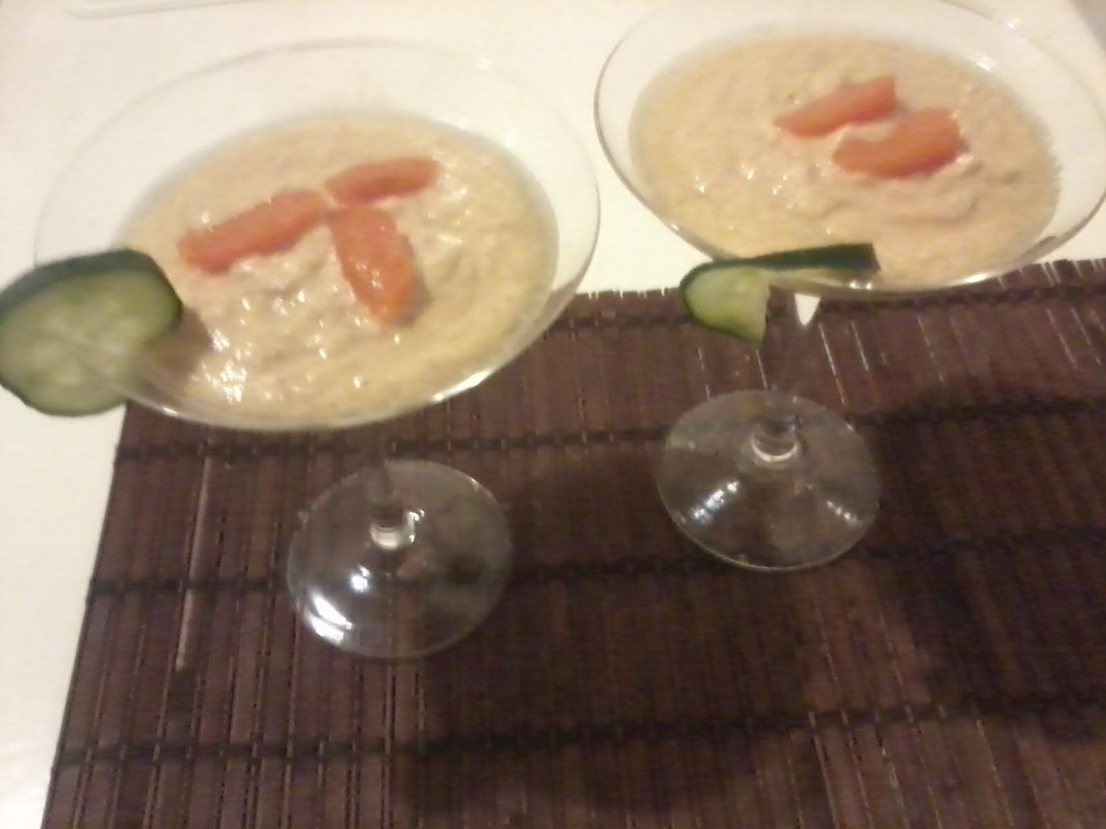 Tu y yo cocina gazpacho for Haciendo el amor en la cocina