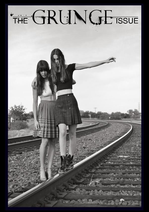 Jessie Shortley - Aspen Maye - Chaos Magazine - Cast Images